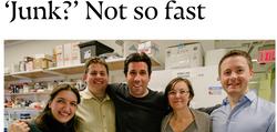 Image of John Rinn lab
