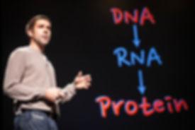 Image of John Rinn seminar