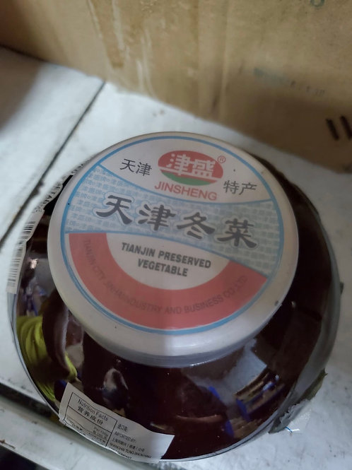 津盛牌天津冬菜 (600g)