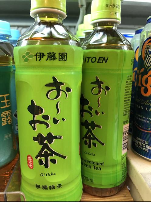 伊藤園日式綠茶 (500ml/1箱24枝)