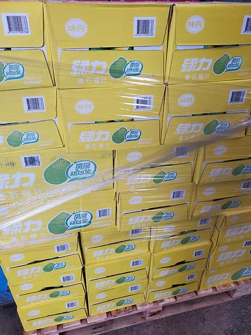 綠力番石榴汁 (490ml/1箱24罐)