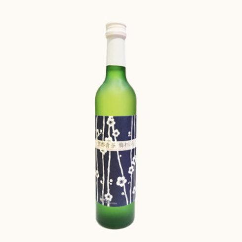 丹波青谷梅酒 (500ml)