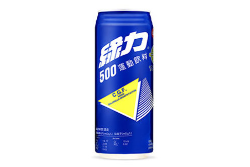 綠力 (原味) (490ml/1箱24罐)
