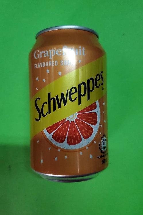 玉泉西柚 (330ml/1箱24罐)