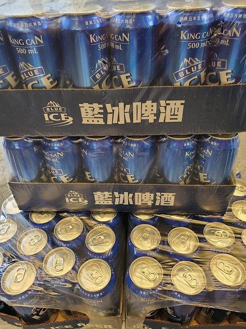 藍 ICE (500ml/1箱24罐)