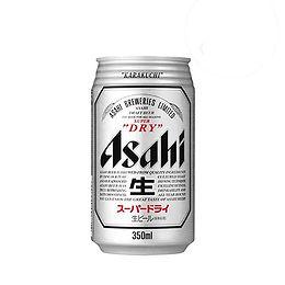 Asahi 朝日啤酒 (330ml/1箱24罐)