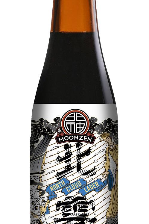 NORTH CLOUD YUNNAN BLACK LAGER 北雲普洱啤酒 (330ml/1pack12枝)
