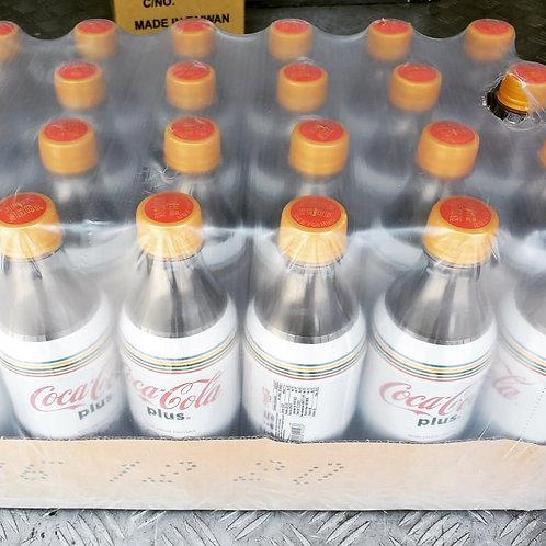 可口可樂 (Plus) (500ml/1箱24枝)