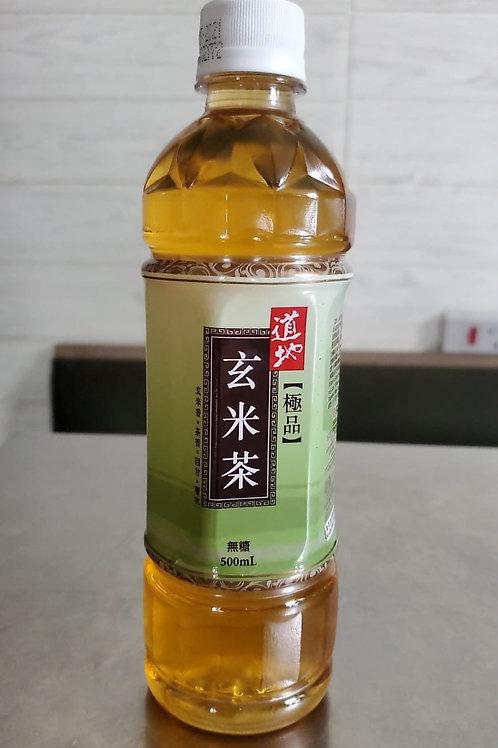 道地玄米茶 (500ml/1箱24枝)