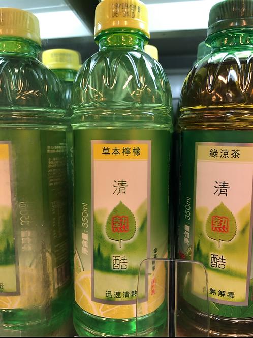 清熱酷草本檸檬 (350ml/1箱24枝)