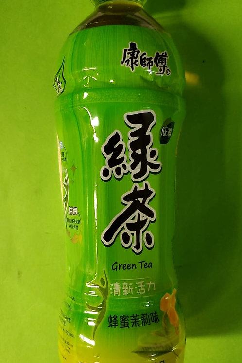 康師傅綠茶(蜂蜜茉莉味) (500ml/1箱24枝)