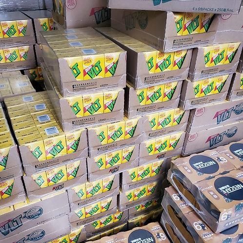 維他檸檬茶 VLT (250ml/1箱24包)