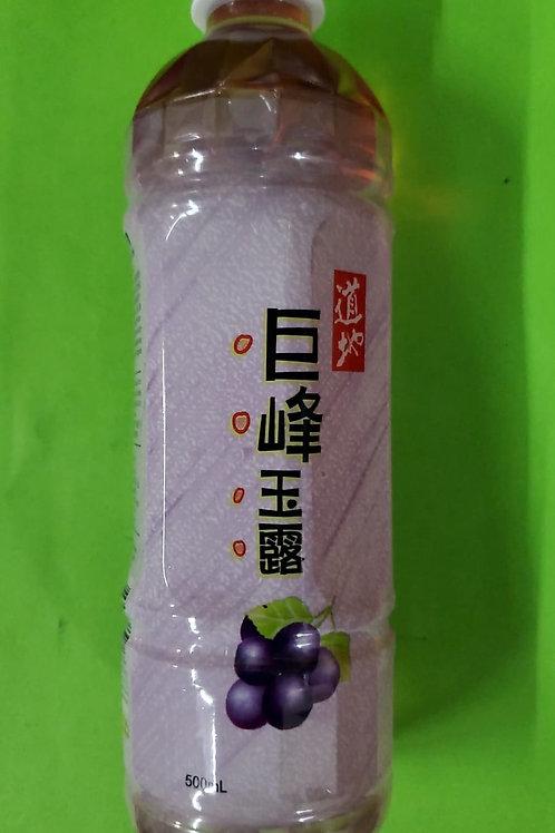 道地巨峰玉露 (500ml/1箱24枝)