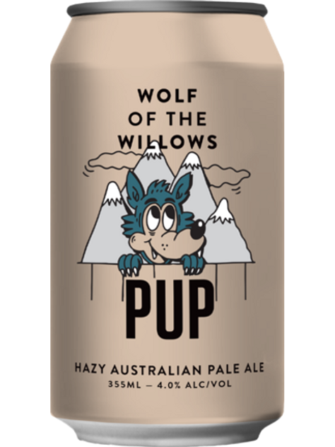 Wolf of the Willows -  PUP (355ml/1pack12罐)