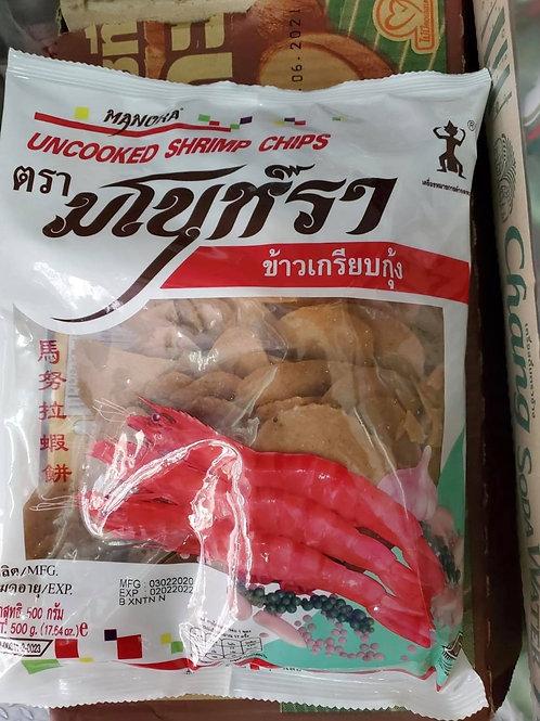 泰國蝦片 (500g) *需油炸