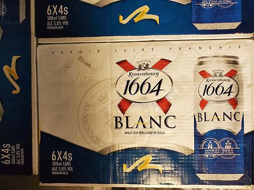 1664 啤酒 (500ml/1箱24罐)