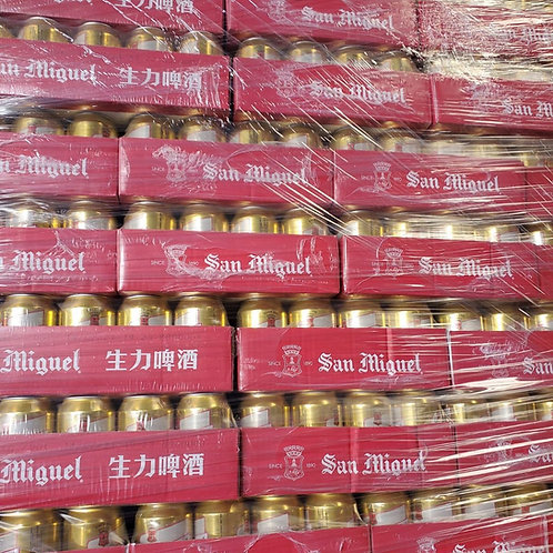 生力 (500ml/1箱24罐)