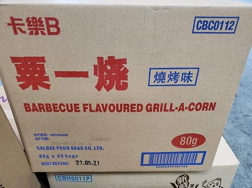 卡樂B燒烤味粟一燒 (80g/1箱20包)