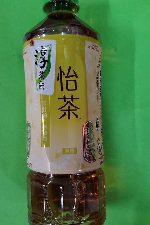 「淳。茶舍」「怡茶」香蜂草洋甘菊茶 (無糖) (500ml/1箱24枝)