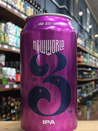 3 Ravens - New World IPA (375ml/1pack12罐)