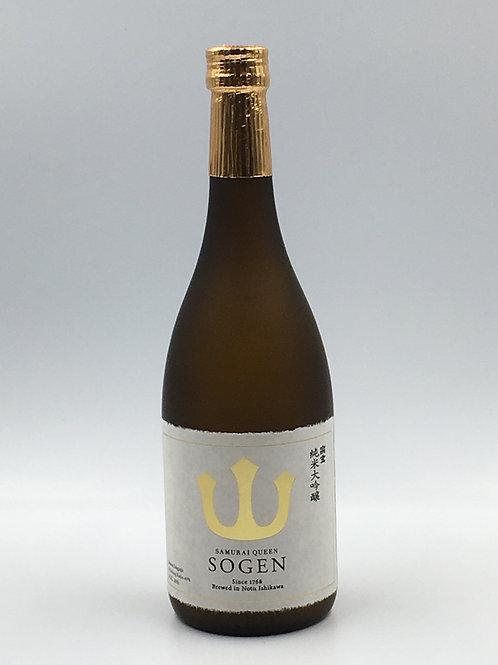 純米大吟醸 Samurai Queen (720ml)
