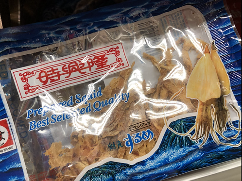 時興隆金龜嘜魷魚絲 (7g/1pack20包)