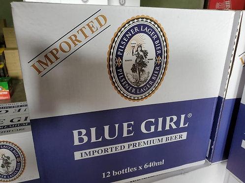 藍妹 Blue Girl (640ml/1箱12枝)