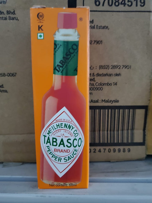 TABASCO (60ml)