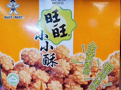 旺旺小小酥 (原味) (30g/1pack10小包)