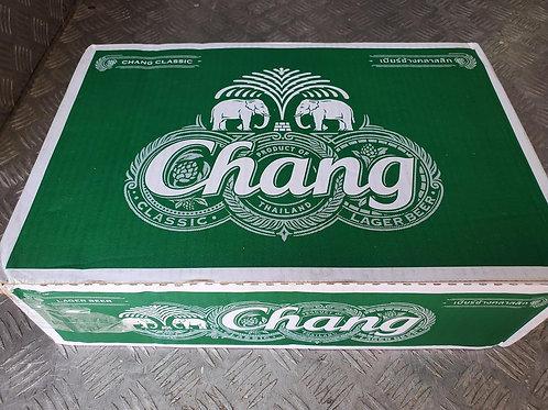 泰國象牌罐裝啤酒 (330ml/1箱24罐)