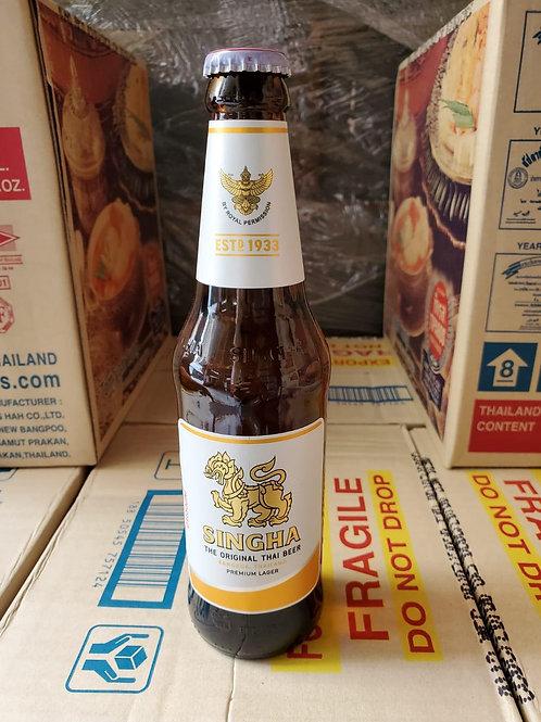 Singha 樽裝啤酒 (330ml/1箱24枝)