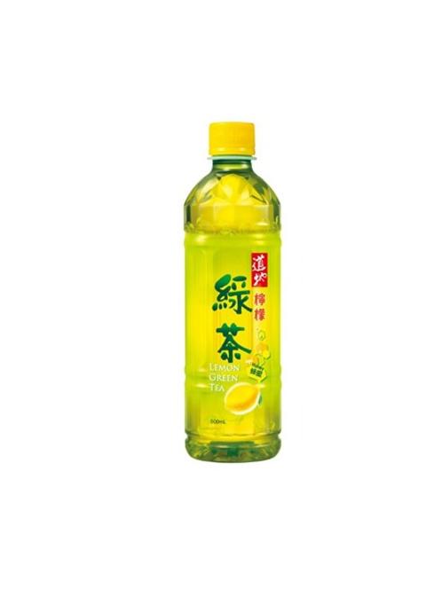 道地檸檬綠茶 (500ml/1箱24枝)