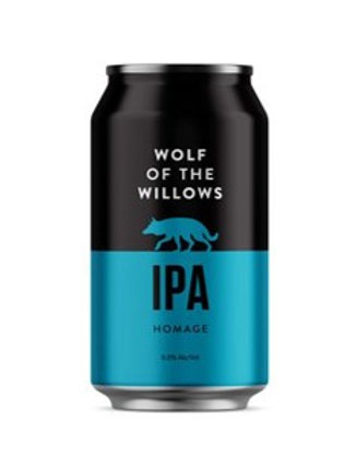 Wolf of the Willows - IPA (355ml/1pack12罐)