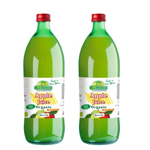 Melchiori Organic Apple Juice 梅基利蘋果園 有機冷榨蘋果汁 (750ml/1箱12枝)