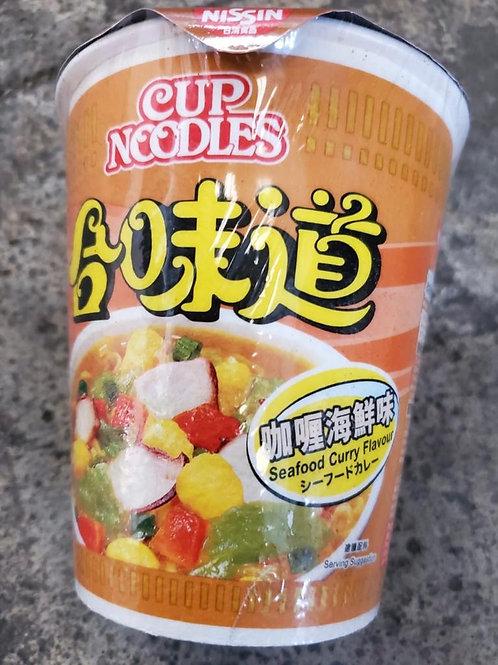合味道 (咖哩海鮮) (75g/6杯)