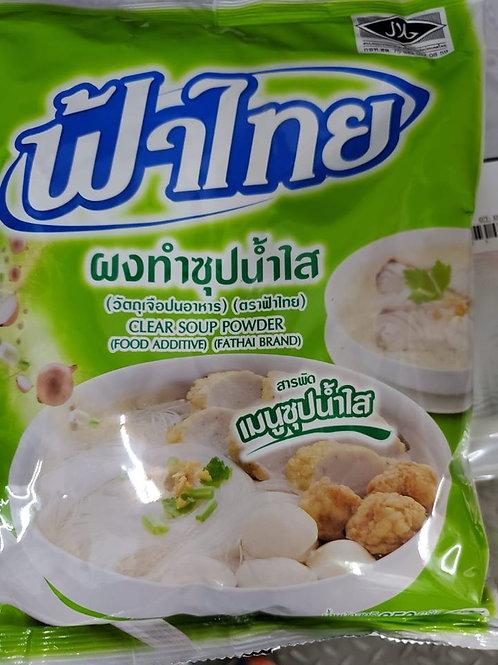 泰式清湯粉