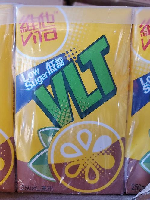 維他檸檬茶 (低糖) (250ml/1箱24包)