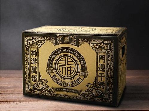 門神手工啤酒 (混合裝) (330ml/1箱24枝)