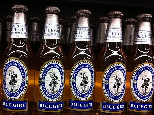 藍妹 Blue Girl (330ml/1箱24枝)