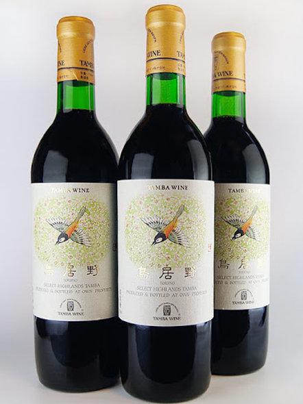 鳥居野紅酒 (750ml)