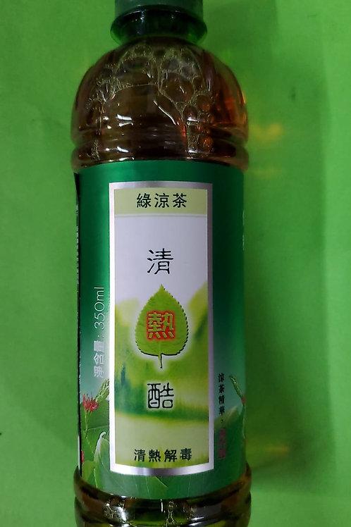 清熱酷綠涼茶 (350ml/1箱24枝)