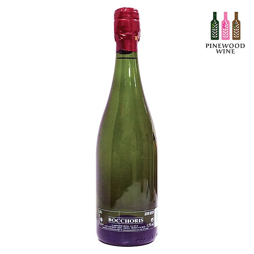 Bocchoris Semi Seco Cava 西班牙博塞里斯 卡瓦氣泡酒 (甜) (750ml)