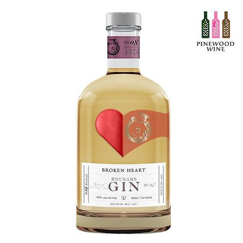 Broken Heart Rhubarb Gin 撕心氈酒 大黄氈酒 (500ml)