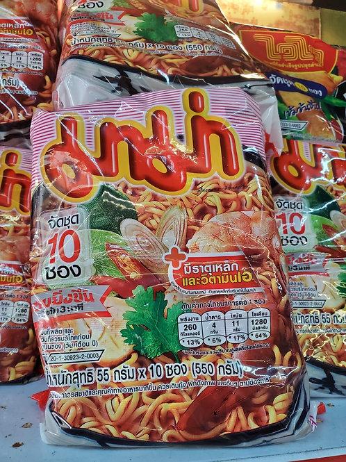 泰國冬陰公公仔麵 (1箱30包)