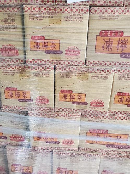 鴻福堂凍檸茶 (500ml/1箱24枝)