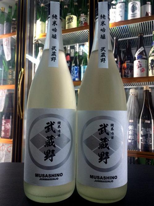 武藏野ホワイト純米吟釀 (720ml)