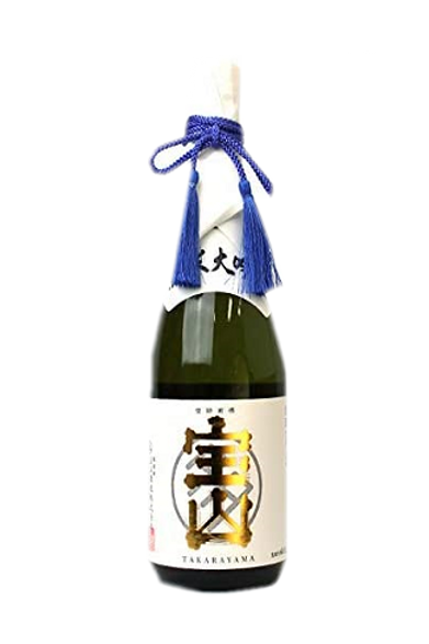 宝山純米大吟釀 (720ml)