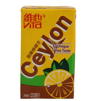 維他錫蘭檸檬茶 (250ml/1箱27包)