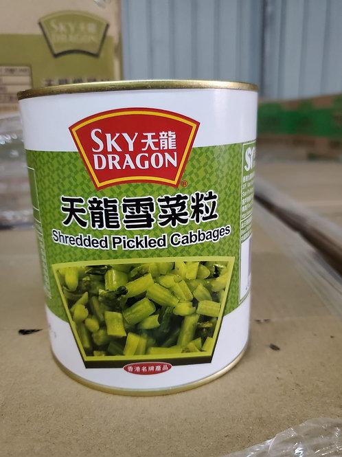 天龍牌雪菜粒 (1kg)