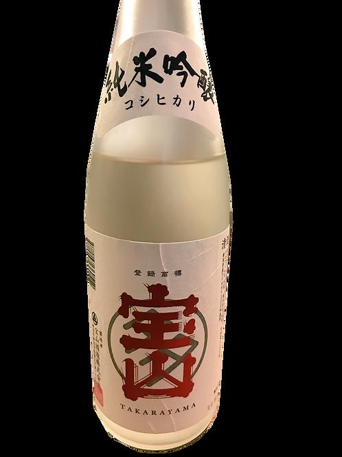 宝山 コシヒカリ純米吟釀 (720ml)